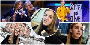 Anna Moraeus kommer nu i januari vara med i Falkenbergsrevyn och därefter blir det föreställningar  Trelleborg och Lilla Beddinge teater. Hon har också startat ett eget produktionsbolag vid namn Moraeus & Birath Produktion. Foto: Stefan Rämgård och Bo Håkansson