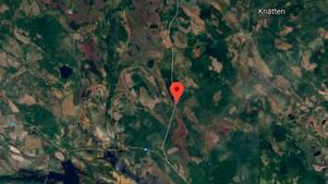 Bild: Skärmdump Google Maps.