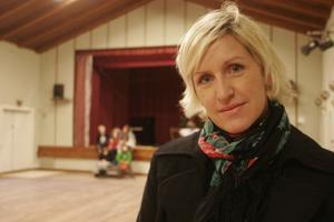 Karin Snell är en av föräldrarna som sett till att en fritidsgård öppnar i Jättendal.