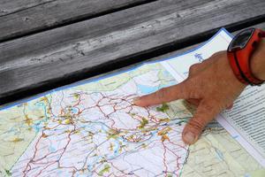 Gagnef har närmare 48 mil vandringsled. Till det kommer mountainbike och kanotleder.