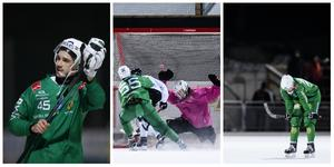 Det går emot Hammarby både på och vid sidan av isen just nu. På onsdagskvällen förlorade laget med 0–6 på hemmaplan.  Bild: TT