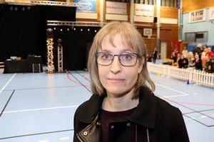 Lena Didic´som är  informatör i Astma- och allergiföreningen i Örebro län.