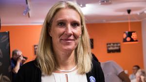 Carina Sándor, tidigare kommunalråd, Liberalerna i Skinnskatteberg.