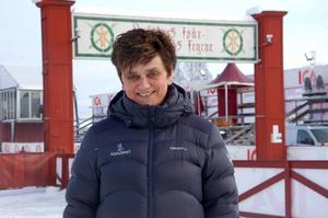 Eva-Len Frick, vd Vasaloppet.