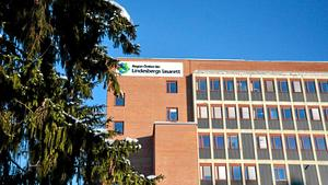 Lindesbergs lasarett upp på en sjätteplats i ranking för mindre sjukhus