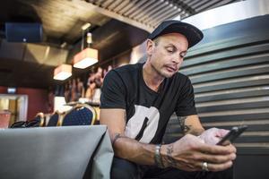 För fem år sedan öppnade Petter den första Käk-restaurangen i Stockholm. Nu satsar han på Sundsvall.