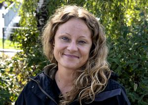 Marie Wiksten Fernaeus, 39 år idag, socialsekreterare, Sundsvall