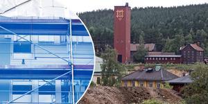"""""""Falun måste frigöra sig från sina modernistiska kedjor, bristande respekt kan upphäva dess världsarvsstatus"""", skriver Håkan Wedin, Arkitekturupproret. Foto: TT/DT arkiv/montage"""