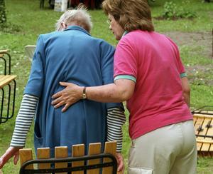 Kommunens äldreomsorg finns för att ge stöd i vardagen, skriver skribenten. Foto: Erik G Svensson/TT