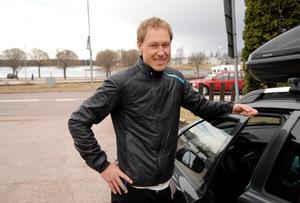 Marcus Ljungqvist.Foto: Gunnar Bäcke
