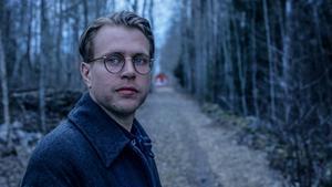 Nils Bergman står bakom SVT:s satsning på en dokumentärserie om sommarstugemorden i Arboga. Foto: SVT