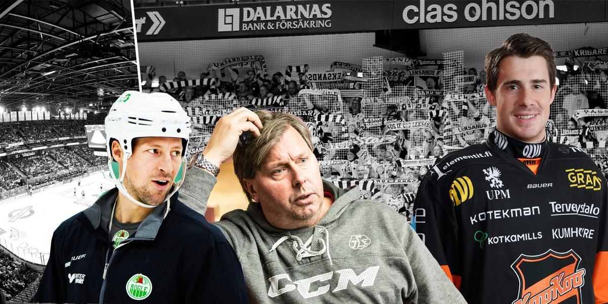 """Spelet bakom prestigevärvningen – så landade Leksands IF finlands bäste back: """"Skönt att vi nått i mål till slut"""""""