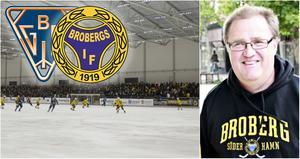 Peter Fryklund i Brobergs styrelse är ansvarig för satsningen på ett