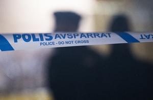 KD vill att poliserna får högre lön och fler arbetskamrater. Foto: Fredrik Sandberg / TT /