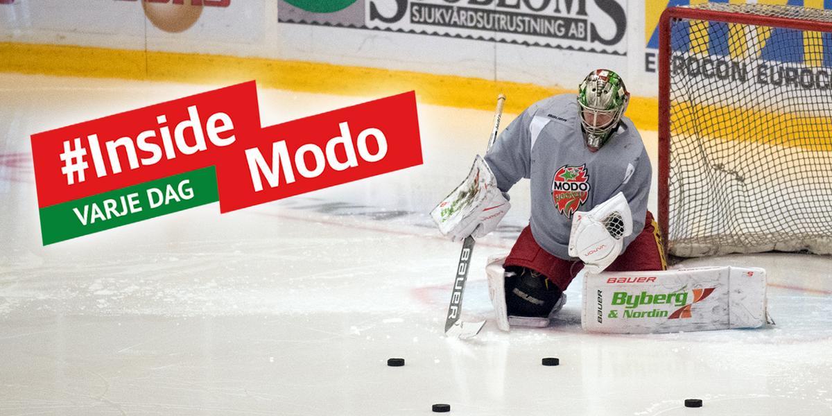 Live: Så formerade sig Modo inför mötet med Västervik – forwarden ännu inte spelklar