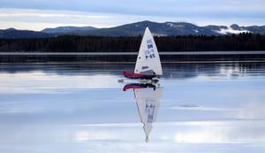 Förhållanden kan ändras mycket snabbt på isen.