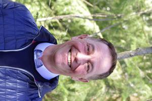 Foto: Mygg.seJan Lundström är verksamhetsledare för biologisk myggkontroll på Mygg.se