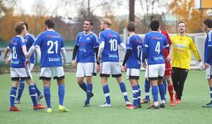 Delsbo IF satte en sällsynt snygg punkt för en sällsynt svängig säsong. Nästa väntar spel i division 3.
