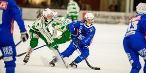 Det blev en rysare i Arena Vänersborg när VSK tappade 4–0 till 5–5 mot Vänersborg.