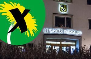 Det blir inga miljöpartister i Leksands kommunfullmäktige efter valet i september.