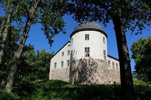 En guidad tur guidad av släkten Nordström med en blandning av svensk historia, möbler från en svunnen tid, och Vita frun som sägs spöka.