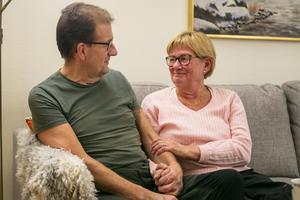 20 oktober kommer alltid att vara en extra födelsedag hos paret Edström i Hovermo.