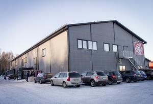 2017 invigde Friskis och svettis sina nya lokaler i Hudiksvall.