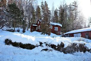 Tvåa på Dalarnas Klicktoppen vecka 12 blev denna villa i Falu kommun med 6 328 klick.  Foto: Therese Sätterlund