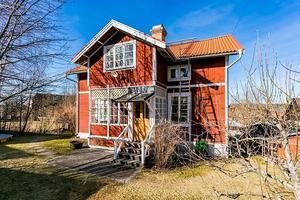 Klockarevägen 6 i Falun är med på Klicktoppen för vecka 16.