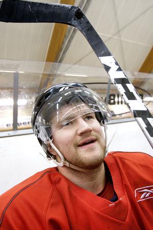 Micke Pettersson hyllades.