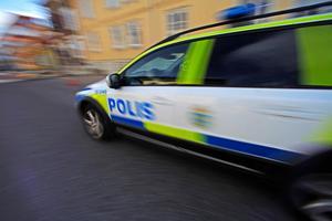 På tisdagseftermiddagen larmades polisen till en affär i centrala Borlänge där personalen hade utlöst sitt överfallslarm.