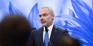 Avgår. Liberalernas partiledare Jan Björklund meddelade i dag att han inte ställer upp till omval.