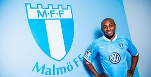 Fouad Bachirou byter Östersund mot Malmö. Bild: MFF.se.
