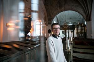 2011 var Kalle Bengtz prästvigd och färdig med studierna. Nu är han kyrkoherde för det nya pastoratet.
