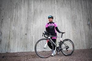 Frida Knutsson åker snart tillbaka till Holland. Hon hoppas fortfarande på att göra sin bästa säsong.
