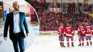 Jörgen Wahlberg hoppas på över 5000 i publiksiffra under lördagen. Foto: Eric Westlund, ST arkiv/Pär Olert, Bildbyrån