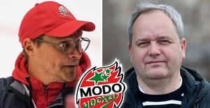 Hellkvist och Sundlöv jobbade med varandra en knapp säsong. Foto: Markus Boberg / Jon Häggqvist.
