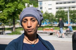Neziha Ahmed, 42 år.