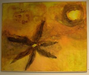 """Ingalill Edbäck Molin: """"The light of transformation""""."""