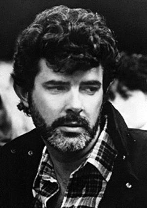 George Lucas 1986. Foto: AP/Wirephoto