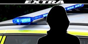 Den misstänkta kvinna är släppt på fri fot.