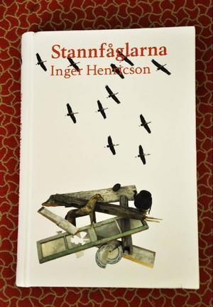 Stannfåglarna av Inger Henricson. Förlag: Bokverket.