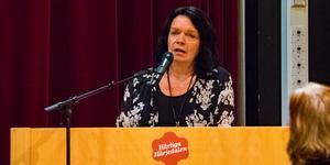 Karin Holmin, Vox Humana, blir nytt oppositionsråd i Härjedalen.