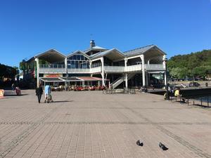 Vid Marenplan, på den så kallade McDonald's-tomten vill företaget Stadsrum bygga ett nytt hotellkomplex.