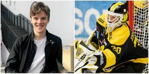 Samuel Ersson lämnar VIK Hockey efter en säsong för att spela SHL med Brynäs.