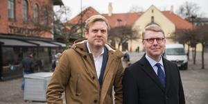 På tisdagen (19/2) fattar trafiknämnden det officiella beslutet  om vänthall vid stationen. Tomas Eriksson (MP) och Kristoffer Tamsons (M) menar att nybygget möter moderna krav på tillgänglighet.