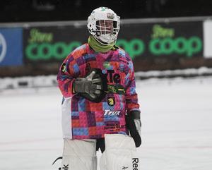Jonas Svensson är tillbaka i LBK-buren på allvar igen.