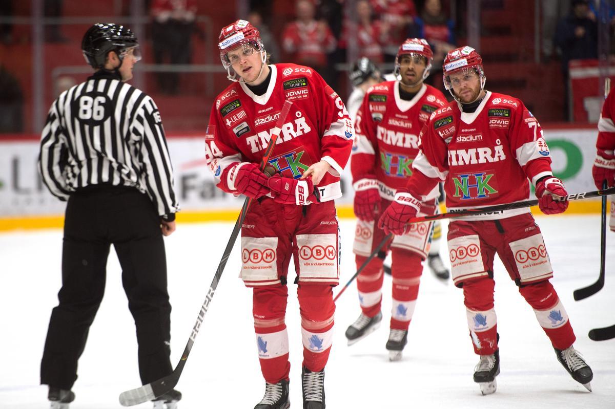 LIVE 15.00: Timrå tar emot Västervik – följ matchen minut för minut