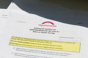 Enligt Migrationsverket har det hittills inkommit cirka 6000 ansökningar om uppehållstillstånd för Gymnasiestudier.Fotograf: Tomislav Stjepic