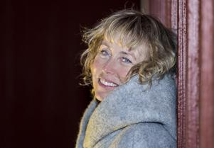 Pia Hagmar. Foto: Bengt Öberg